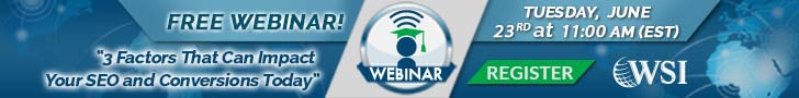 WSI Power Hour Webinar Series