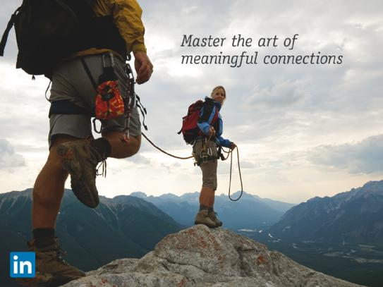 the art of meaningful connections