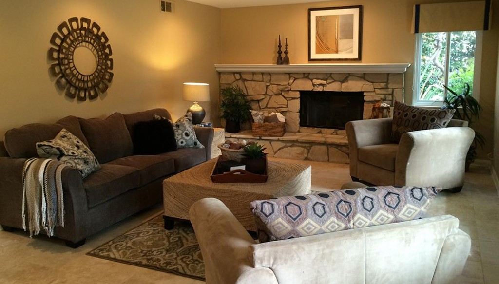 Staged Home Westlake Village
