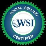Madelene Wadelius, Certifierad i Social Selling.