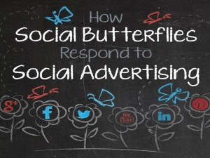 Social Butterflies and Social Advertising WSI