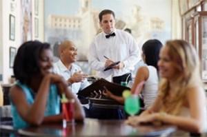 marknadsföring för restauranger och caféer