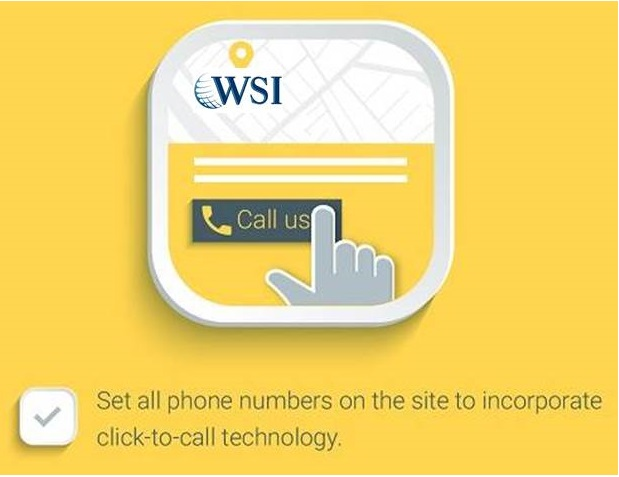 Click to Call WSI Mobile Marketing