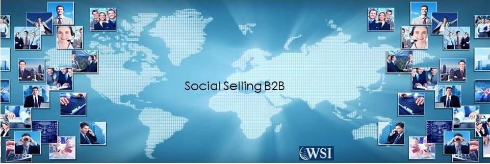 Utbildning Social Selling B2B med WSI
