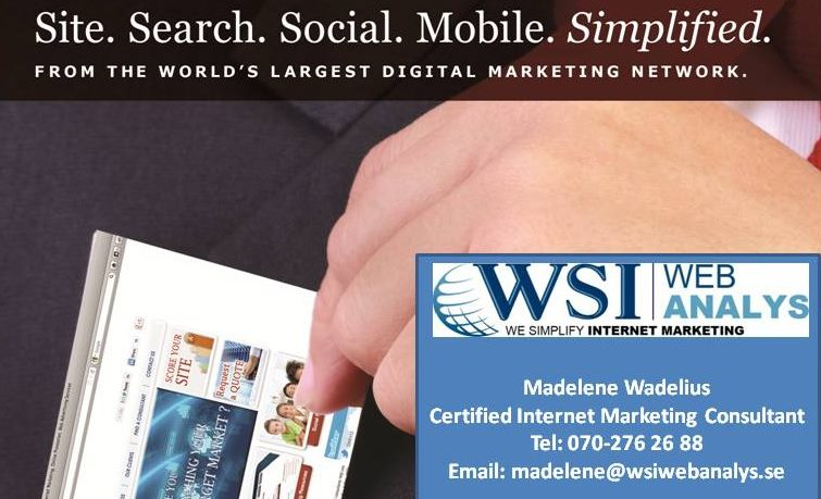 Bus Card WSI WebAnalys Madelene