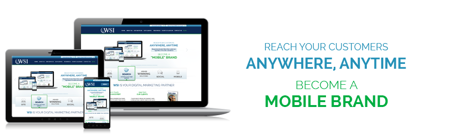 Become a Mobile Brand with WSI