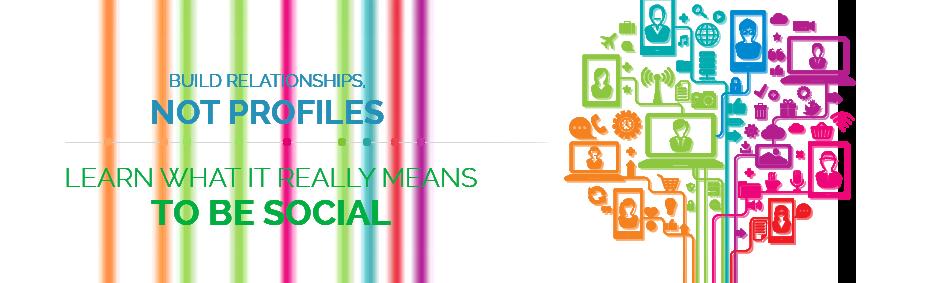 Sociala Medier - Be Social