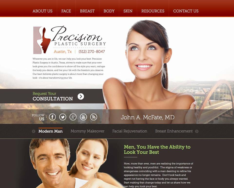 Precision Plastic Surgery, Austin, Texas