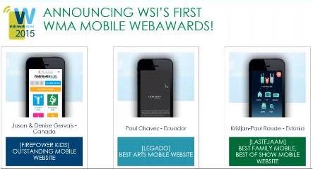 WSI's Mobile Web Awards
