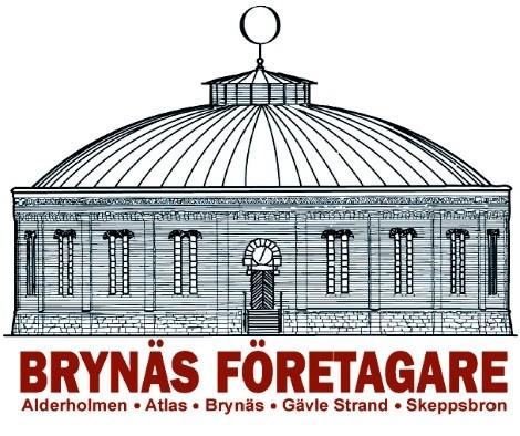 Brynäs Företagarförening logo